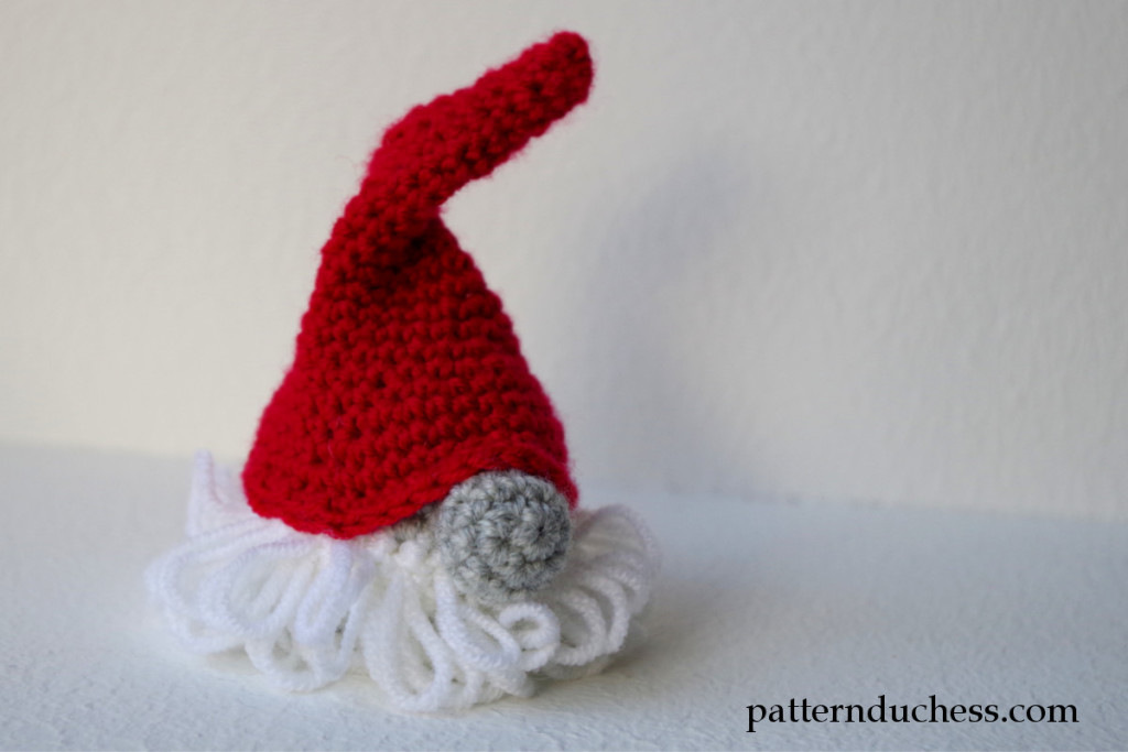 how to crochet an elf