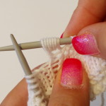 how to knit a nupp (7)