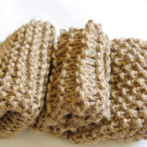 how to knit kitchen washcloths