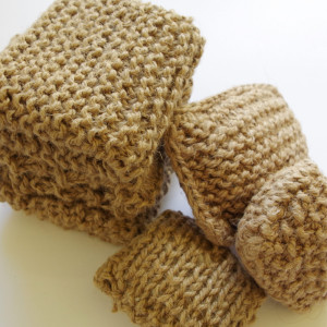 knit wash cloth free pattern