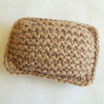 knitting pattern kitchen scrubber