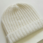 Knit baby hat easy