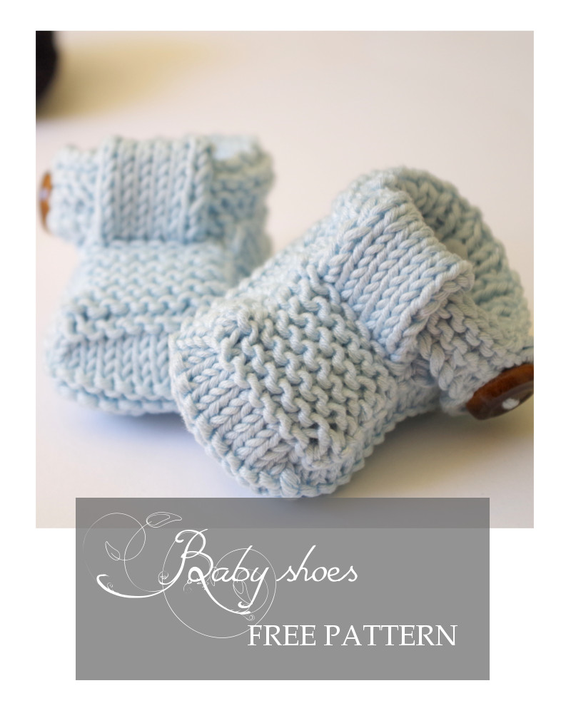 Knit Baby Shoes Pattern Free : Baby shoes knitting pattern   Pattern Duchess