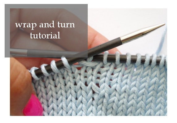 Wrap and turn instructions