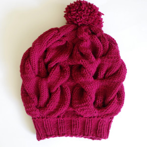 king size winter hat pattern