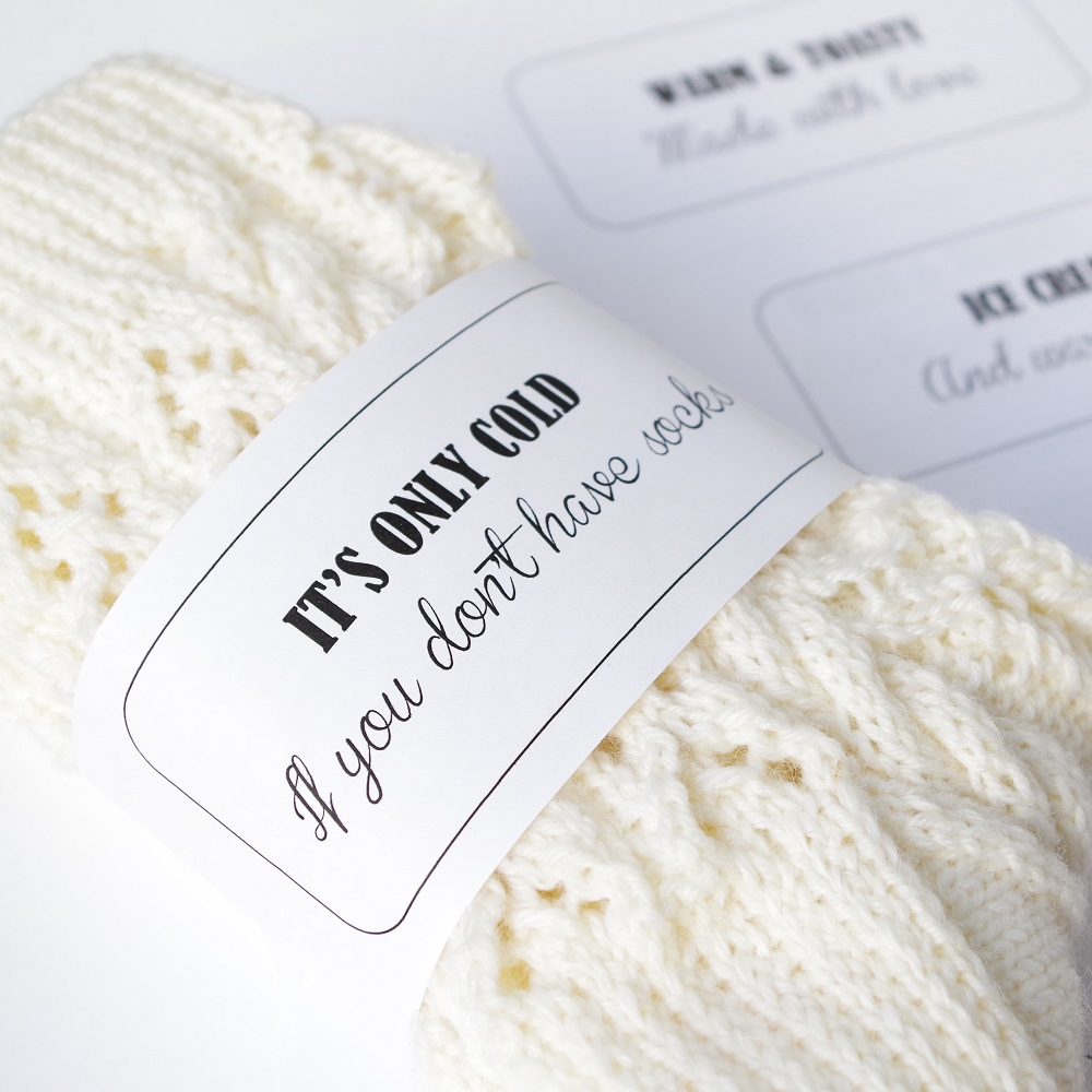 Beautiful knitted gift ideas for Christmas