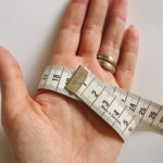hand measurements for knitting mittens
