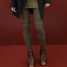Fashion night – knitted tights and leggings