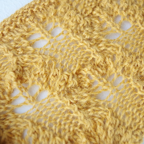 knitting pattern for knitted lace