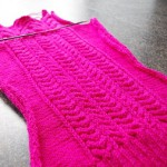 Sweater knitting challenge