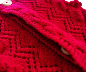 Knit cowl pattern on straight needles Pattern Duchess