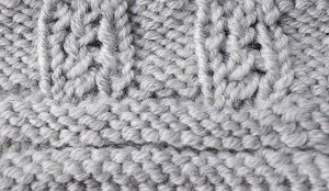 knitting stitches for gloves and mittens