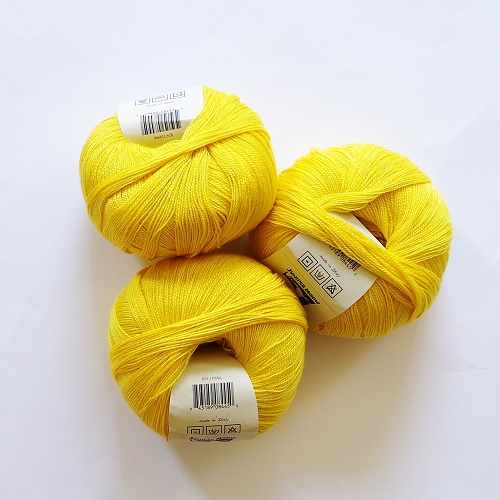 Bright Yellow Findley from Juniper Moon
