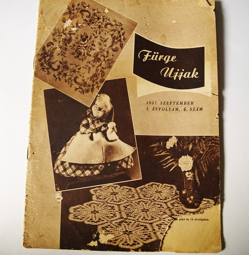 Pattern from history – Hungarian magazine from 1957