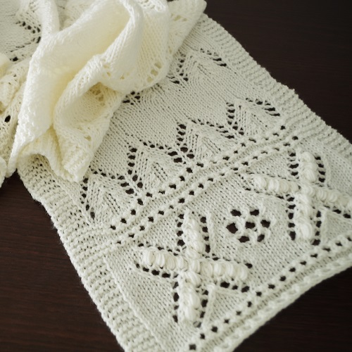 Quick knitting project for weekend - Weekend Scarf by PatternDuchess