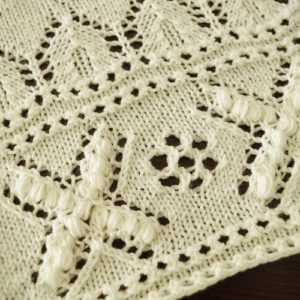 Star pattern for Weekend Scarf