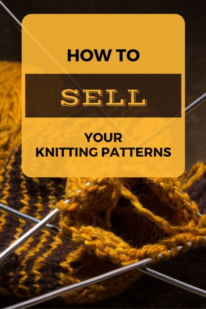 "How You Can Sell Your Knitting Patterns + Overview Of The Course ""Create Digital Products That Sell While You Sleep"""