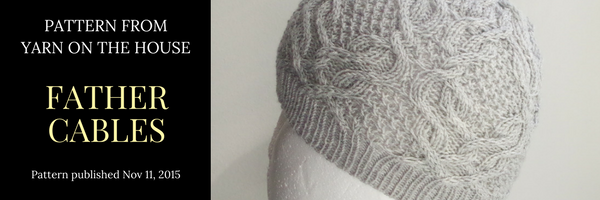 Father cables knitting pattern review