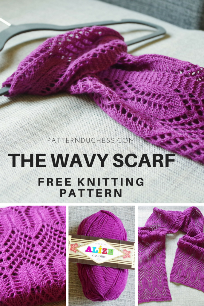 Knitting Pattern For Scarves Choice Image Knitting Patterns Free