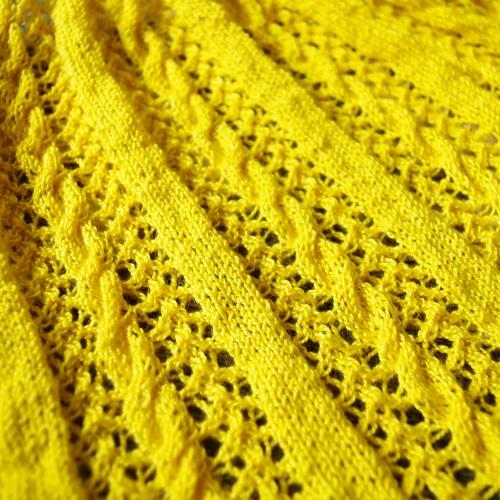 Big project Monday – my Big Yellow