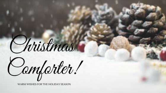 Big Project Monday – Christmas Comforter – Yarn